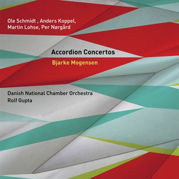 4 Danish Accordion Concertos