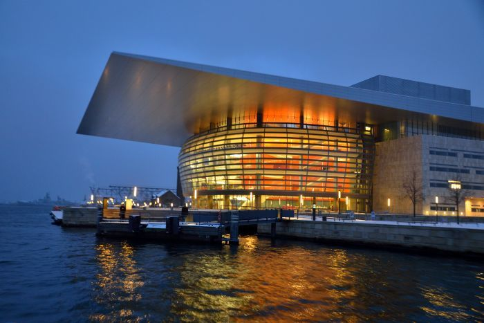 The Royal Danish Opera – Premiere at Takkelloftet