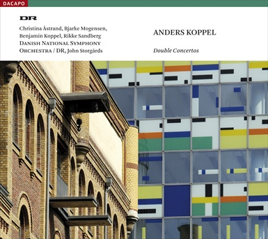 Some of Denmarks finest instrumental soloist in two large scale double concertos by Danish Composer Anders Koppel